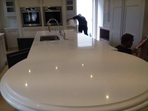 Custom Cut Marble Worktops